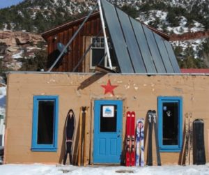 Solar Ski Factory Recycles Building, Waste