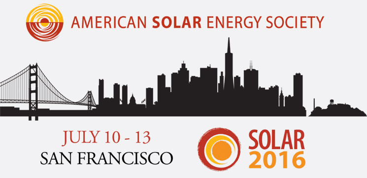 ASES Solar Conference 2016