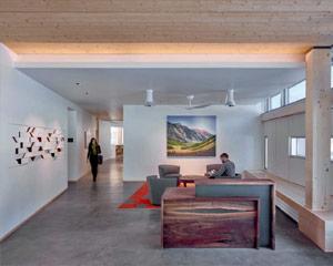 Rocky Mountain Institute (RMI) Innovation Center