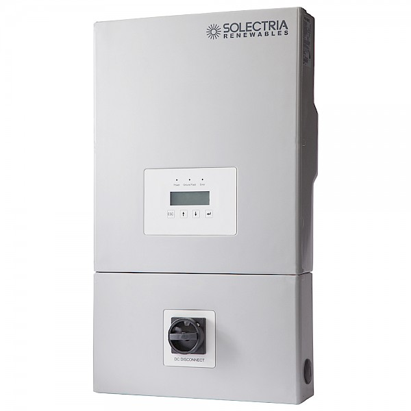 Solectria Renewables Adds to its Transformerless Residential Inverter Series