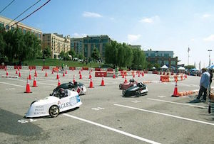 Electric Vehicle Grand Prix