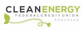clean energy credit union logo