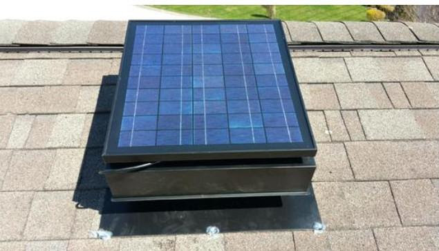 Solar PV Installers See 37% Additional Sales with Solar Attic Fan Bundle