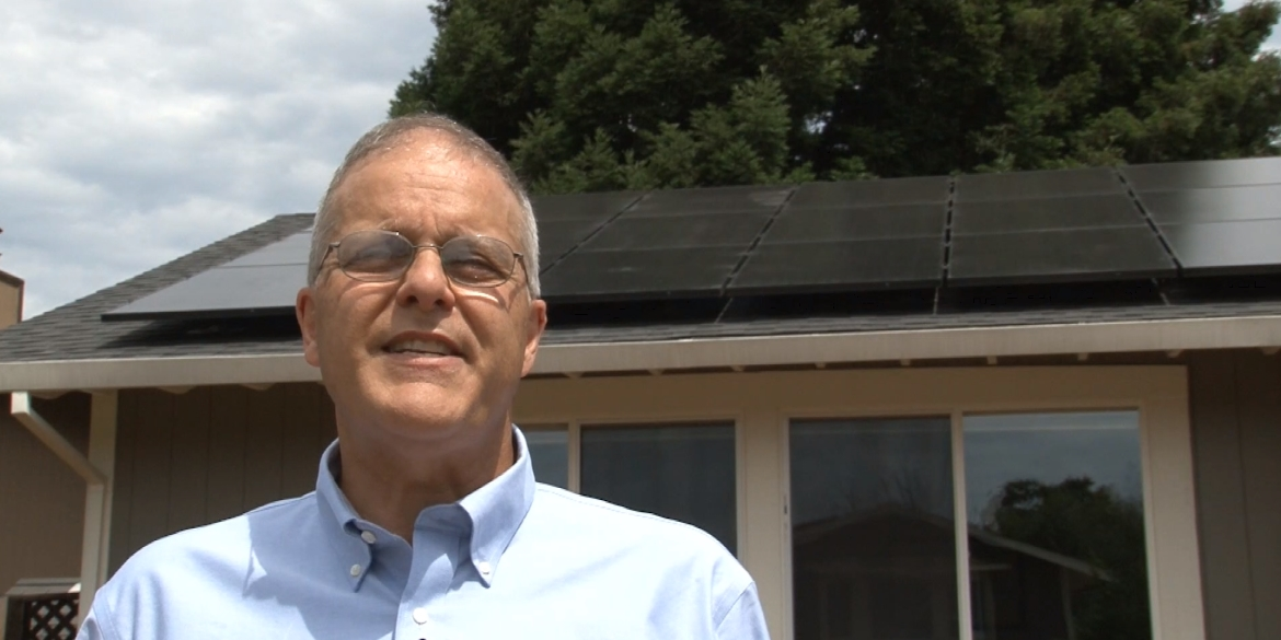 Addressing Climate Change Today Video: Residential Electrification with a Solar+ Home (real-life example)