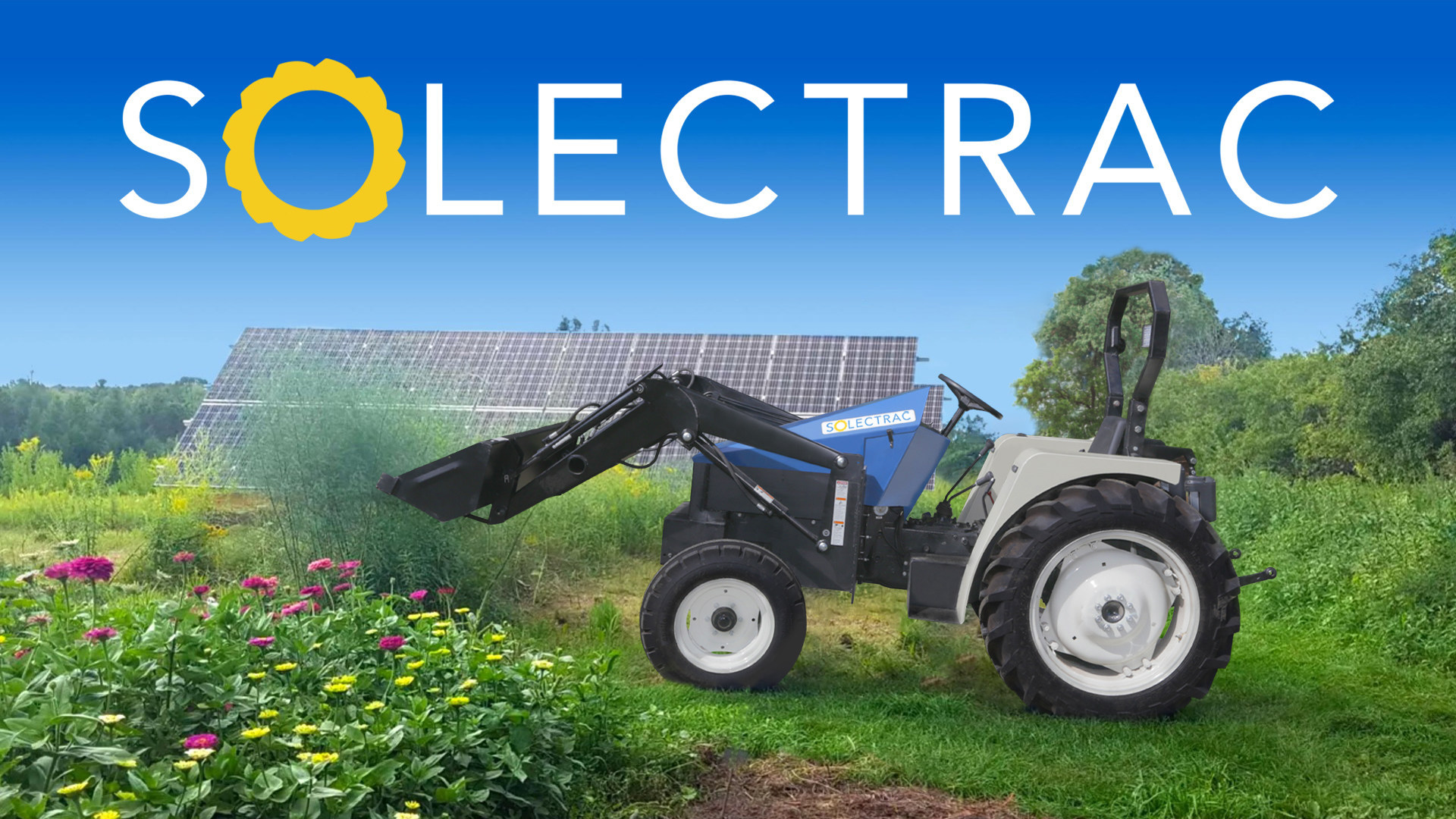 Solectrac Wins 500K Bay Area Air Quality Grant to Demonstrate Electric Tractor Viability