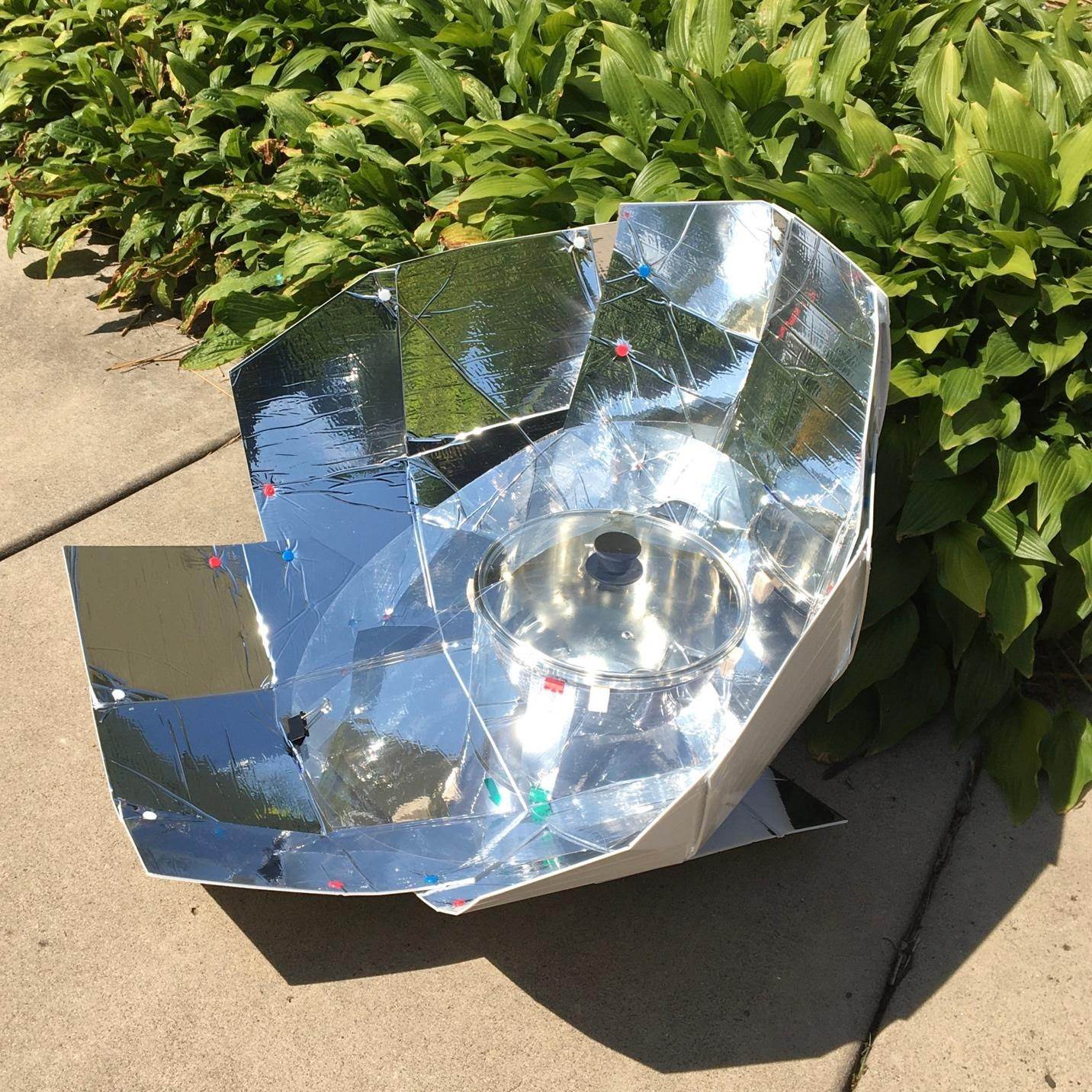 DIY Solar Cooker Designs