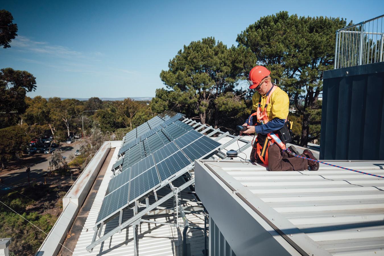 Leading Solar Companies Unite